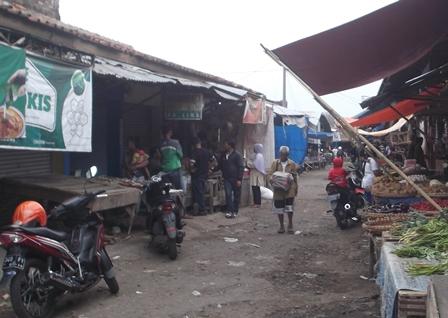 Wujudkan Pengembangan Pasar Desa.