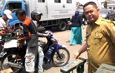 Akhmad Wahyudin Picu Motivasi Positip Kalangan Pedagang.