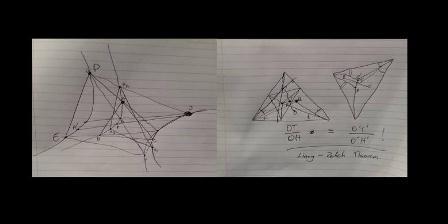 Formula matematika dari Xuming Lian dan Ivan Zelich membuka peluang perjalanan luar angkasa. (Metro.co.uk).