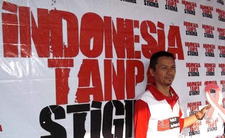 Puncak Peringatan Hari AIDS se Dunia di Kabupaten Garut.