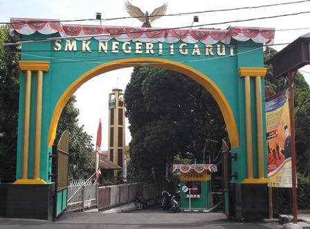 Kampus SMKN 1 Garut.