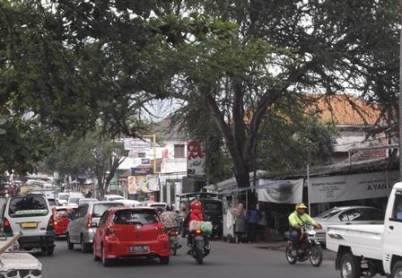 Acap Berlangsung Tiada Hari Tanpa kemacetan Arus Lalulintas.