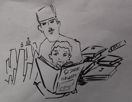 Ilustrasi Muhammad Erwin Ramadhan.