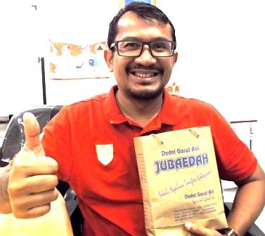 dr H. Helmi Budiman : Inilah, Salah-satu Produk Unggulan Garut.