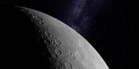 Merkurius. (NASA).