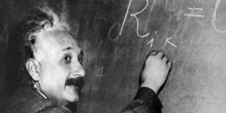 Albert Einstein. (BBC).