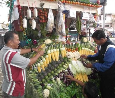 Upaya Nyata Mewujudkan Pasar Rakyat Berdaya Saing Global.