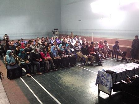 Rekrutment Petugas di Kecamatan Leles, Garut.