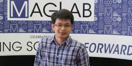 Muhandis Shiddiq, ilmuwan Indonesia yang kini menjadi peneliti post-doktoral di Universitas Teknik Dortmund, Jerman. (Muhandis Shiddiq via Facebook).