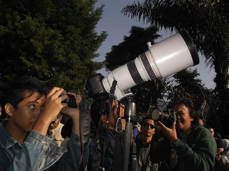 Banyak Dikunjungi Fotografer Kawakan.