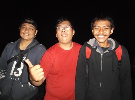Akademisi UPI Sejak Shubuh Datangi Observatorium Boscha, Lembang, Rabu (09/03-2016).
