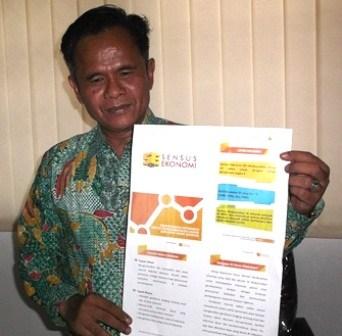 Kepala BPS Kabupaten Garut, Berdikarjaya, SE, MM.