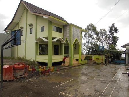 Masjid Al-Kautsar.