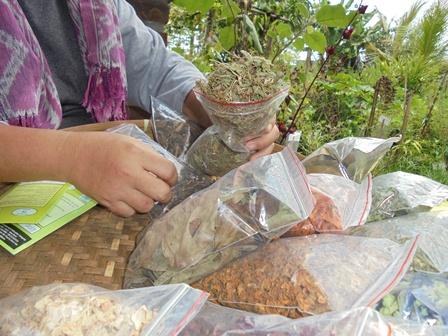 Ragam Produk Non Beras dari Pontren Ekologi Ath - Thaariq Garut.