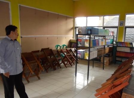 Ruang Perpustakaan.