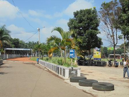 Lapangan Merdeka.