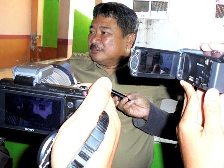 Bupati Rudy Gunawan.