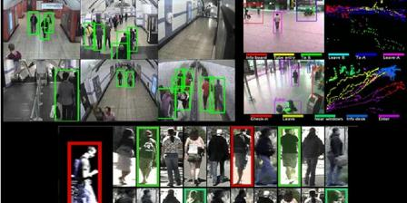 Analisis CCTV makin canggih. (IST).