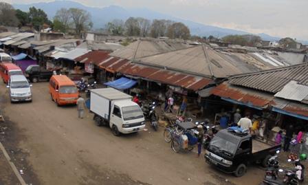 Pasar Ciawitali Guntur.