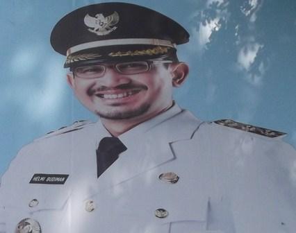 Wakil Bupati Garut, dr H. Helmi Budiman.