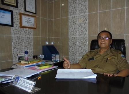 dr H. Eddy Kusmayadi.