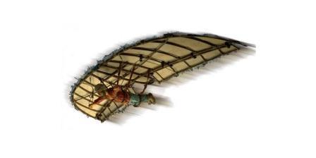 Abbas Ibn Firnas tercatat sebagai manusia pertama yang bisa terbang. (http://www.kadinmedya.com).