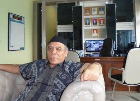 Drs H. Aban Suryana, M.Si
