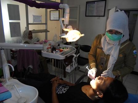 Miliki Jasa Layanan Klinik Gigi.