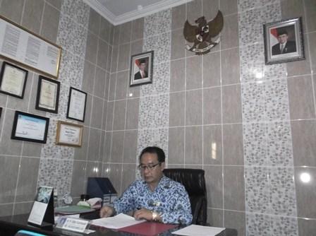 Senantiasa Memotivasi Setiap Seluruh Pengelola BLUD PKM DTP Tarogong, Tingkatkan Capaian Kualitas Kinerja.