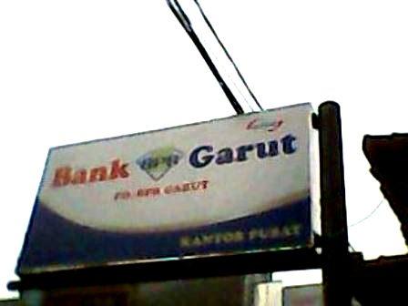 PD BPR Garut.
