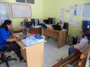 Suasana Soliditas Kinerja Jajaran Pelaksana Program PKBI Kabupaten Garut