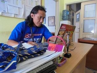 Direktur Eksekutif PKBI Kabupaten Garut, Ir Denden Supresiana