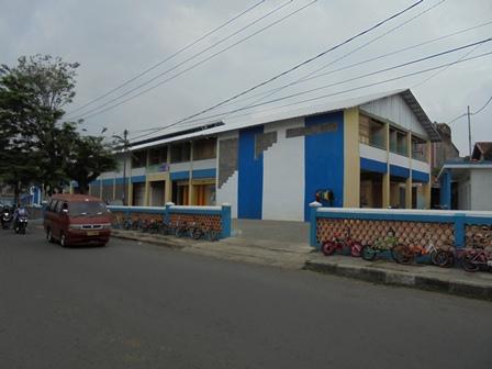 Kondisi Sepinya Gedung PKL 2.