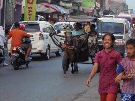 Ilustrasi. Libur Identik Dengan Kemacetan Arus Lalu Lintas.