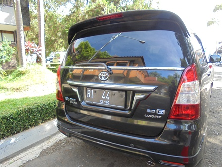 Mobil Menpan RB Bersafari Ramadlan 1437 H/2016.