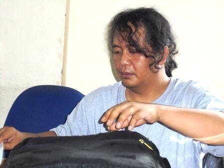 Mulyono Khadafi.