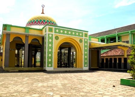Masjid Al Masduqi.
