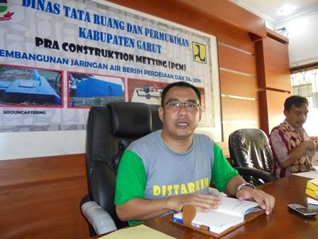 rd. satriabudi Bersama H. Oo Idham Chlaid.