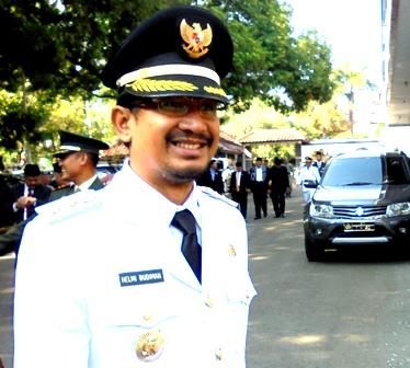 Wakil Bupati Garut.