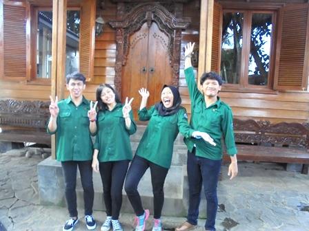 Mahasiswa IPB Selenggarakan Praktek Pengelolaan Eko Wisata, di Taman Satwa Cikembulan.