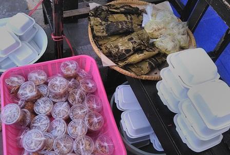 Bazar Ragam Kuliner Etnik Kelurahan Sukajaya.