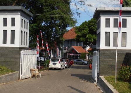 Ilustrasi. Lapas Sukamiskin Bandung.