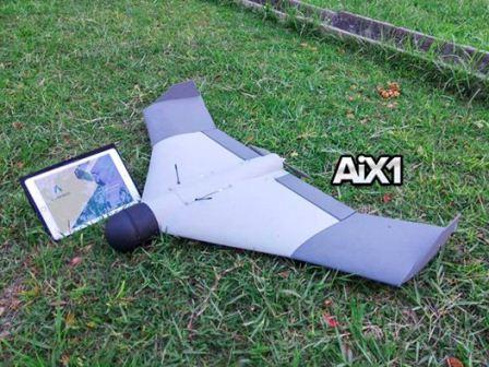 UAV Ai-X1 yang dipergunakan itu memiliki daya angkut seberat 600 gram berupa sejumlah sensor guna beroleh data eksplorasi stratosfer untuk kepentingan riset meteorologi dan pengembangan teknologi aeronautika. Data meteorologi yang diperoleh bakal dipergunakan untuk penelitian cuaca dan iklim Indonesia.