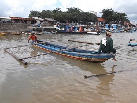 Ilustrasi. Nelayan Miskin.
