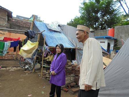 Nana S Beserta Keluarganya Mengaku Masih Ingin Berdomisili di Kampung Halaman.