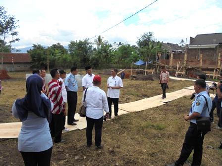 Lokasi Pembangunan Sekolah Luar Biasa Disabilitas.
