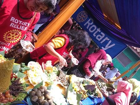 Ragam Kuliner Etnik Kelurahan Sukajaya.