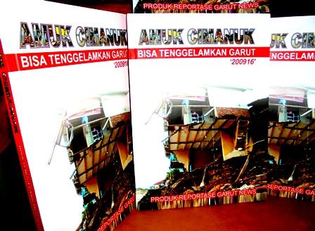Buku Amuk Cimanuk Bisa Tenggelamkan Garut, Diterbitkan.