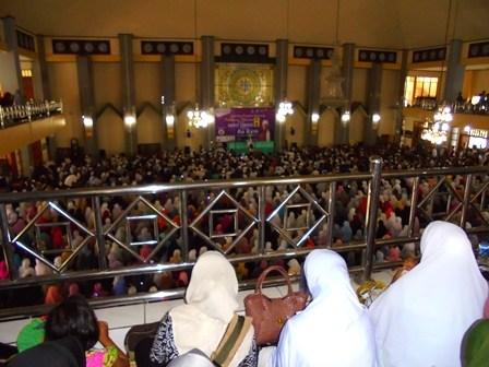 Ilustrasi. Masjid Agung Garut.