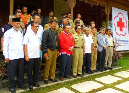 Para Peserta Rapat Koordinasi, Perekat Silaturahmi.
